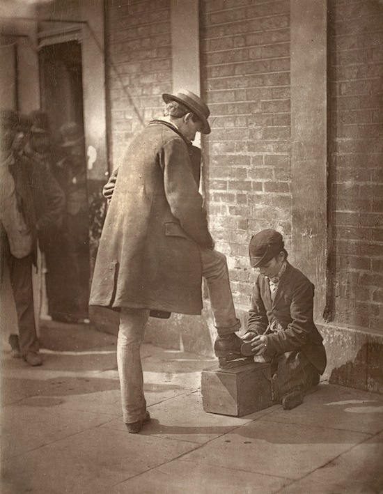 19th Century London Street Photography by John Thomson streetlife12