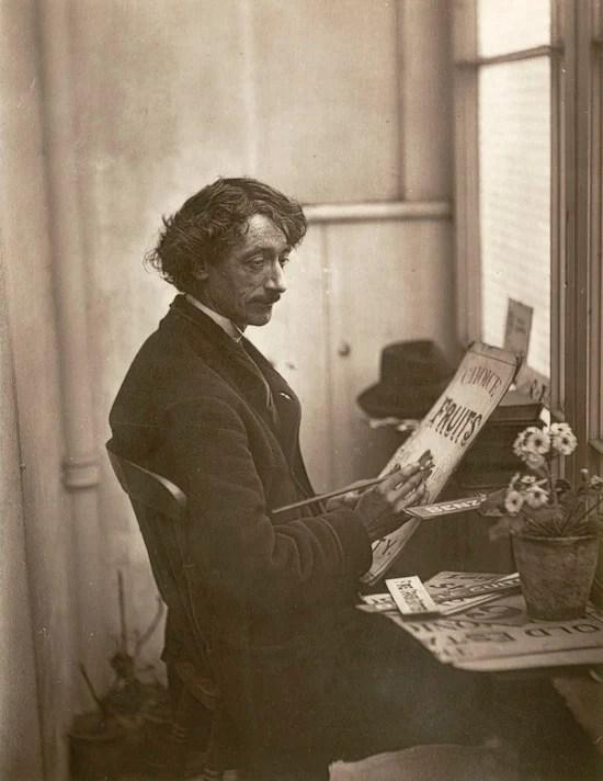 19th Century London Street Photography by John Thomson streetlife13