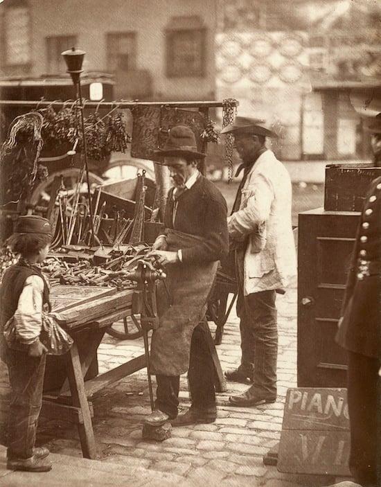 19th Century London Street Photography by John Thomson streetlife15