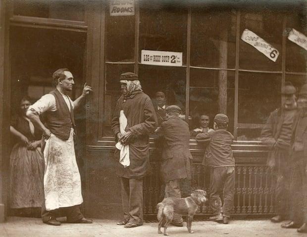 19th Century London Street Photography by John Thomson streetlife9