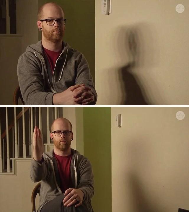 diy tip using a shower curtain as a