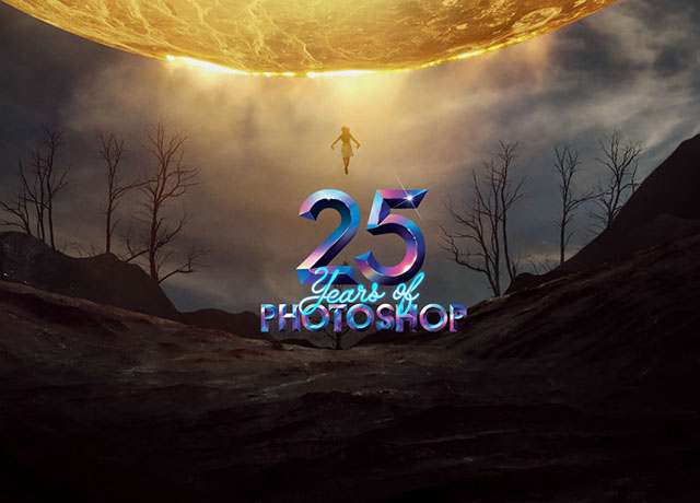 Happy Birthday Photoshop Here S A Look Back On 25 Years