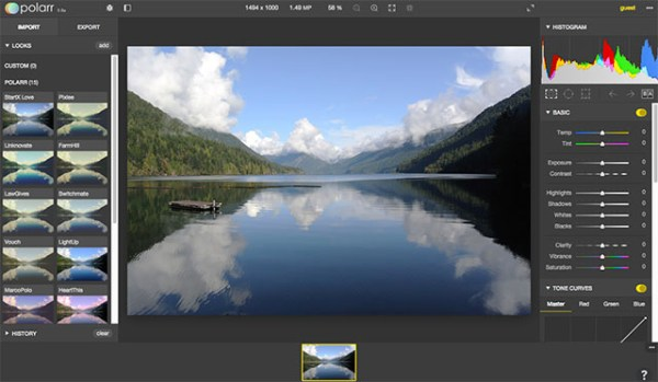 Polarr Unveils Version 2.0 of Its Online Photo Editor with ...