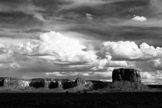 Monument Valley Navajo Tribal Park, Colorado.