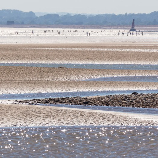 Camber Sands, East Sussex.