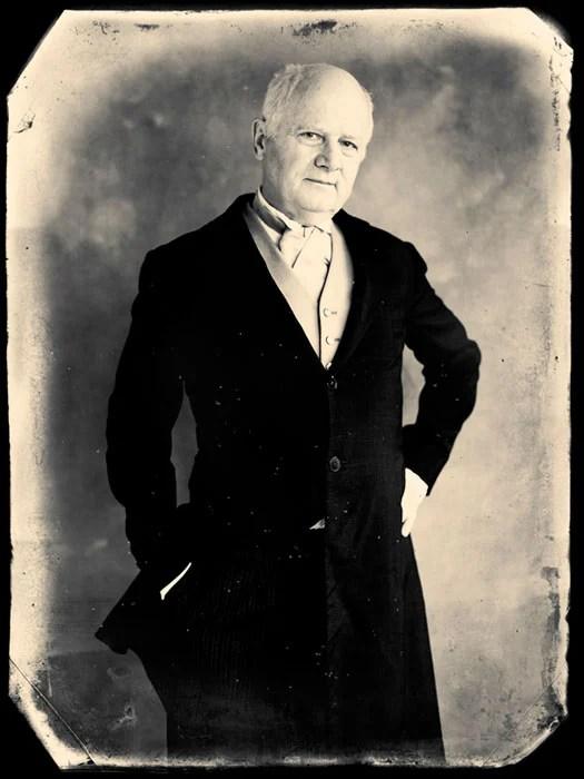 Georg Kreis, Historian in the style of Nadar