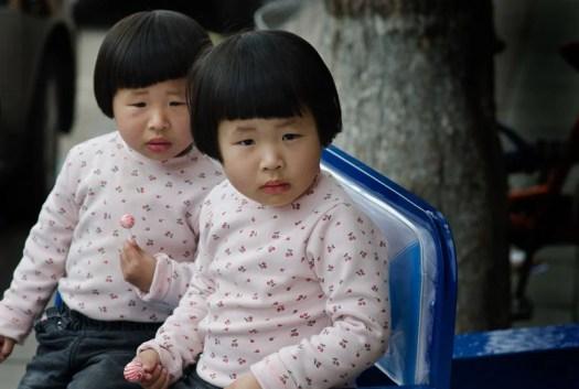Twins – Qingxi, China