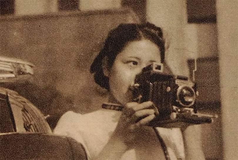 youngphotographer - A fotógrafa mais velha do mundo tem 101 anos