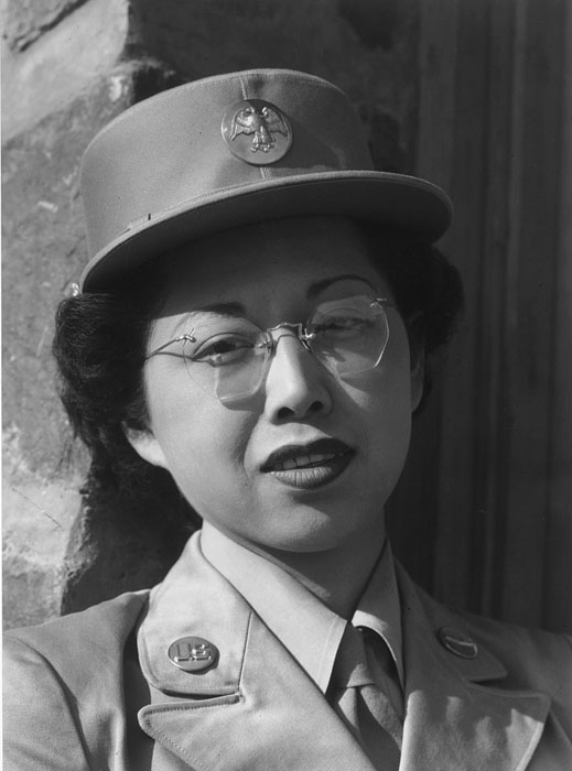 Private Margaret Fukuoka, W.A.C.