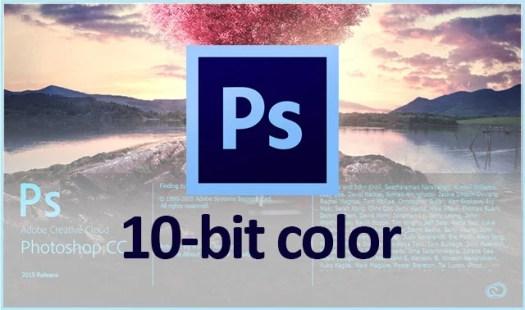 photoshop10bit