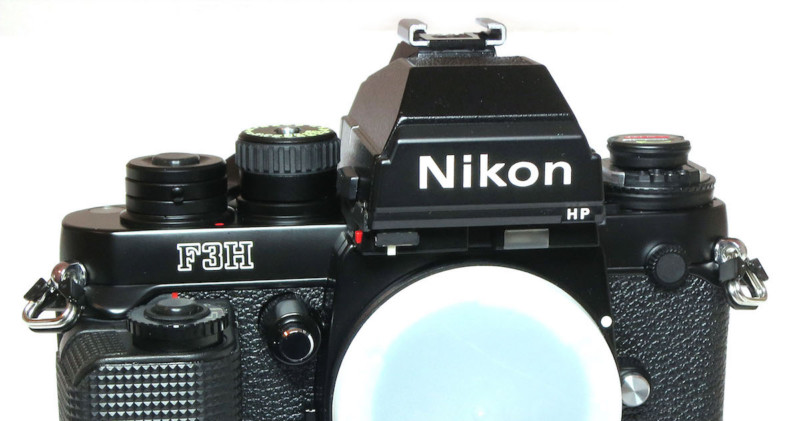 Nikon_F3H_High_Speed_film_camera