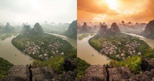 Before & After: How One Popular Photographer Edits His Photos