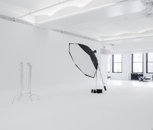 Vsco Today Announced The Launch Of Its New Open Studio A Free To Use Massive Studio Space In New York City