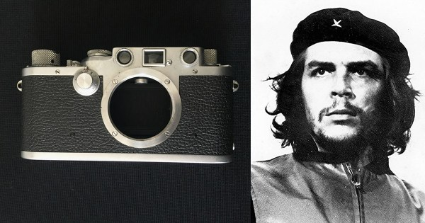 Leica Likely Behind Iconic Che Guevara Photo Sells for $20,340