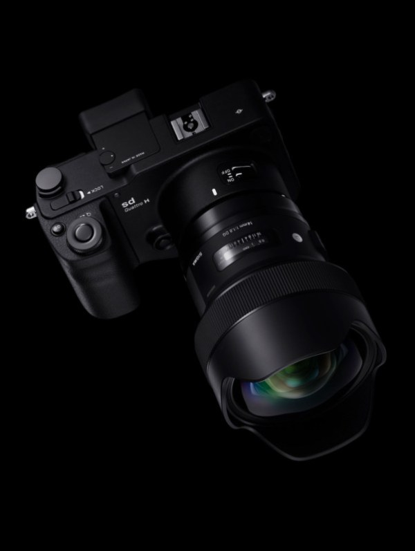 Sigma Unveils 14mm f/1.8, 24-70mm f/2.8, and 135mm f/1.8 ...