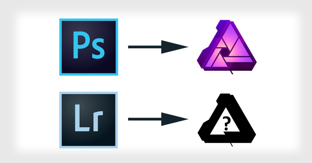 Affinity May Be Building a Lightroom Competitor