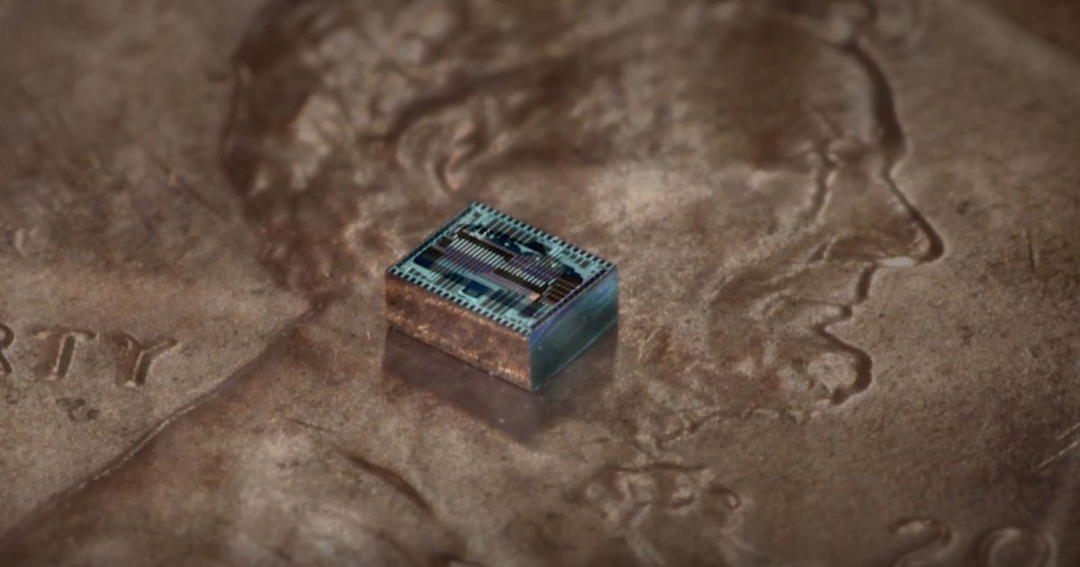 Caltech Made a Sensor That Could Be the Lensless Camera of the Future