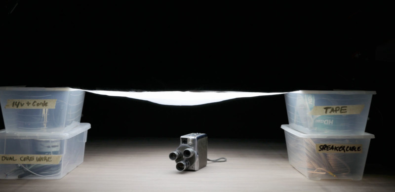 a 50 lighting setup for product