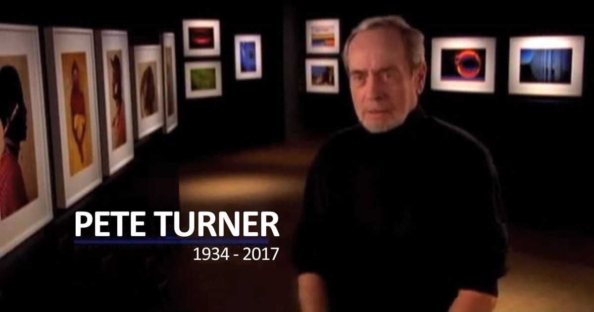 Pete Turner, Color Photography Icon, Dies at 83