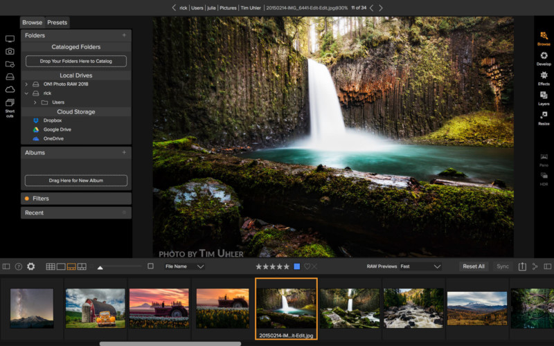 ON1 Unveils Photo RAW 2018: HDR, Pano, Masking, and More