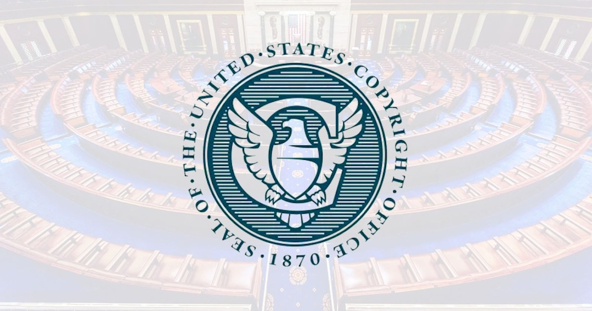 House Bill Introduced for Copyright Small Claims