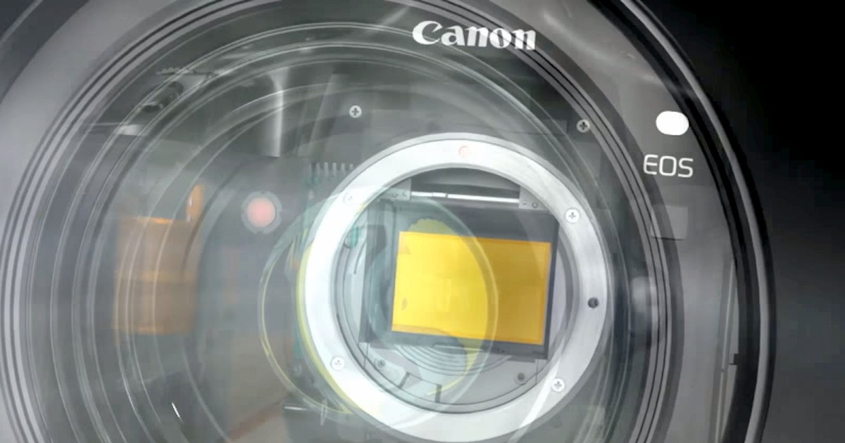 Watch Canon's Ultra-Dramatic Video Showing Off Its Sensors of the Future