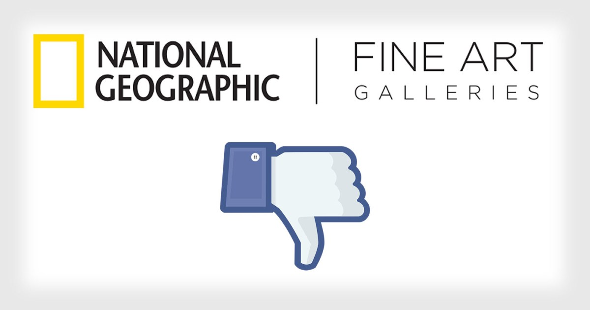Is National Geographic Fine Art a Ripoff for Photographers?