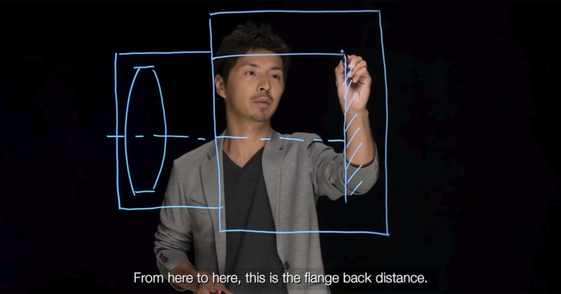 Flange Distance and Mount Diameter Explained by a Lens Engineer