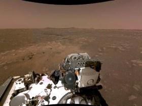 Dai un'occhiata a questa vista interattiva 4K a 360 gradi della superficie di Marte