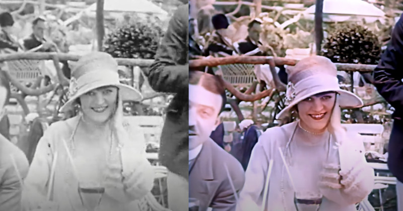 Take a Trip Back in Time Via Colorized Footage From a Day in 1920s Paris