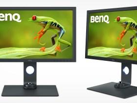 BenQ presenta il nuovo monitor per l'editing di foto 4K per lavori con colori critici