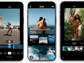 GoPro presenta Quik, un rilancio e un rebranding della sua app mobile