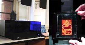 LitiHolo ha sviluppato la prima stampante per ologrammi 3D desktop