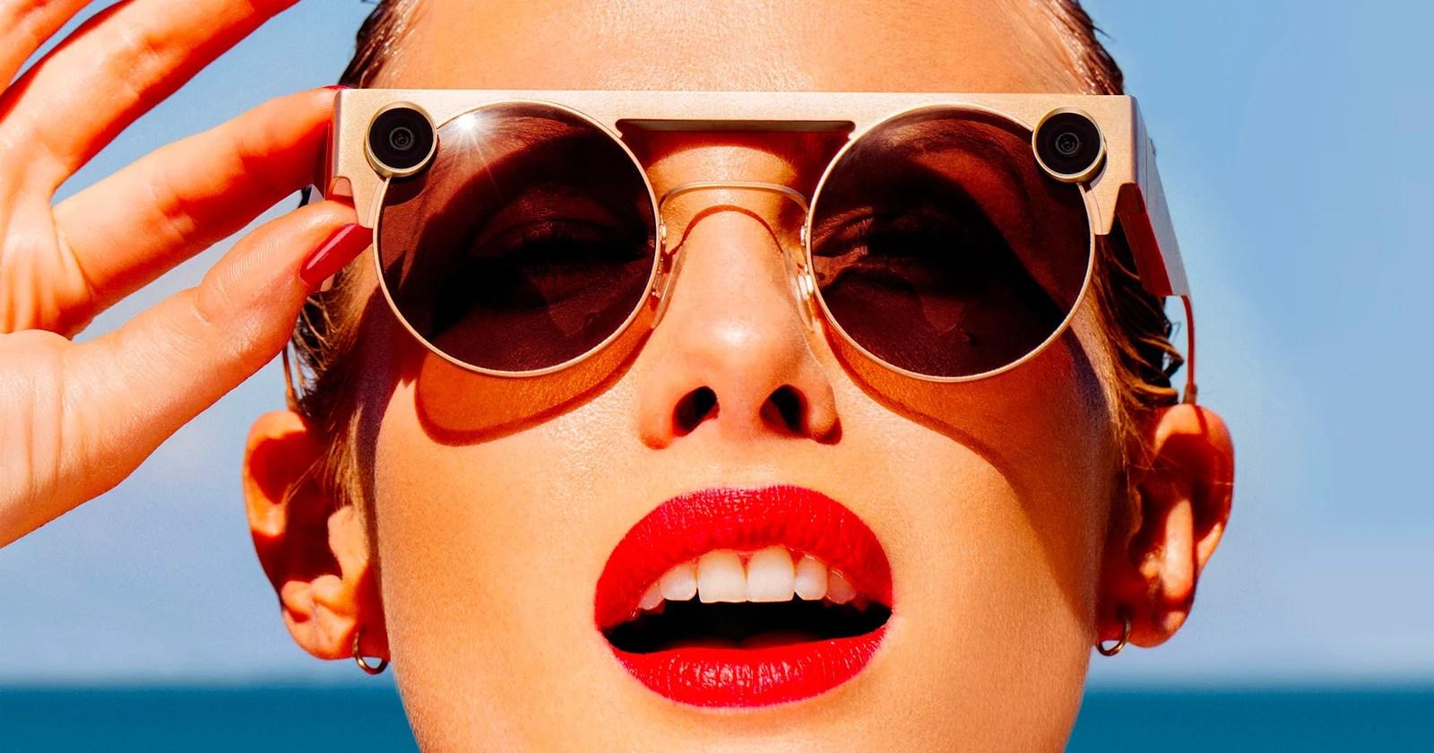 Snap sta lavorando su occhiali AR, Selfie Drone: Report