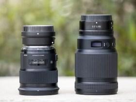 Una battaglia contro il Sigma 50mm f / 1.4 Art