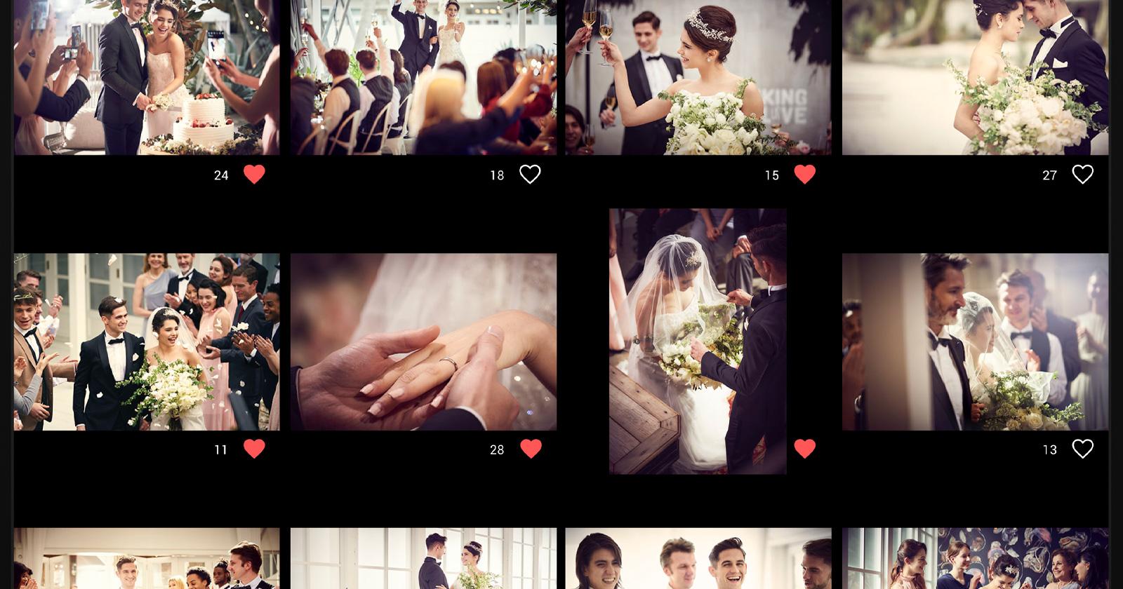 Sony aggiorna l'app Visual Story per iOS con Live Gallery