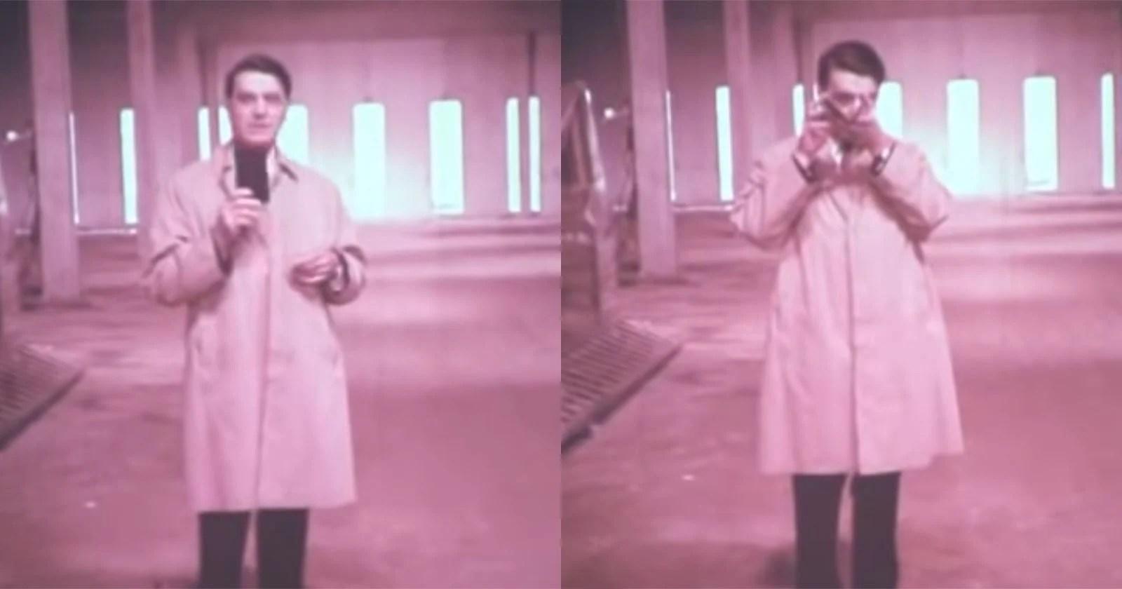 Il fondatore di Polaroid Edwin Land aveva previsto la fotocamera per smartphone nel 1970
