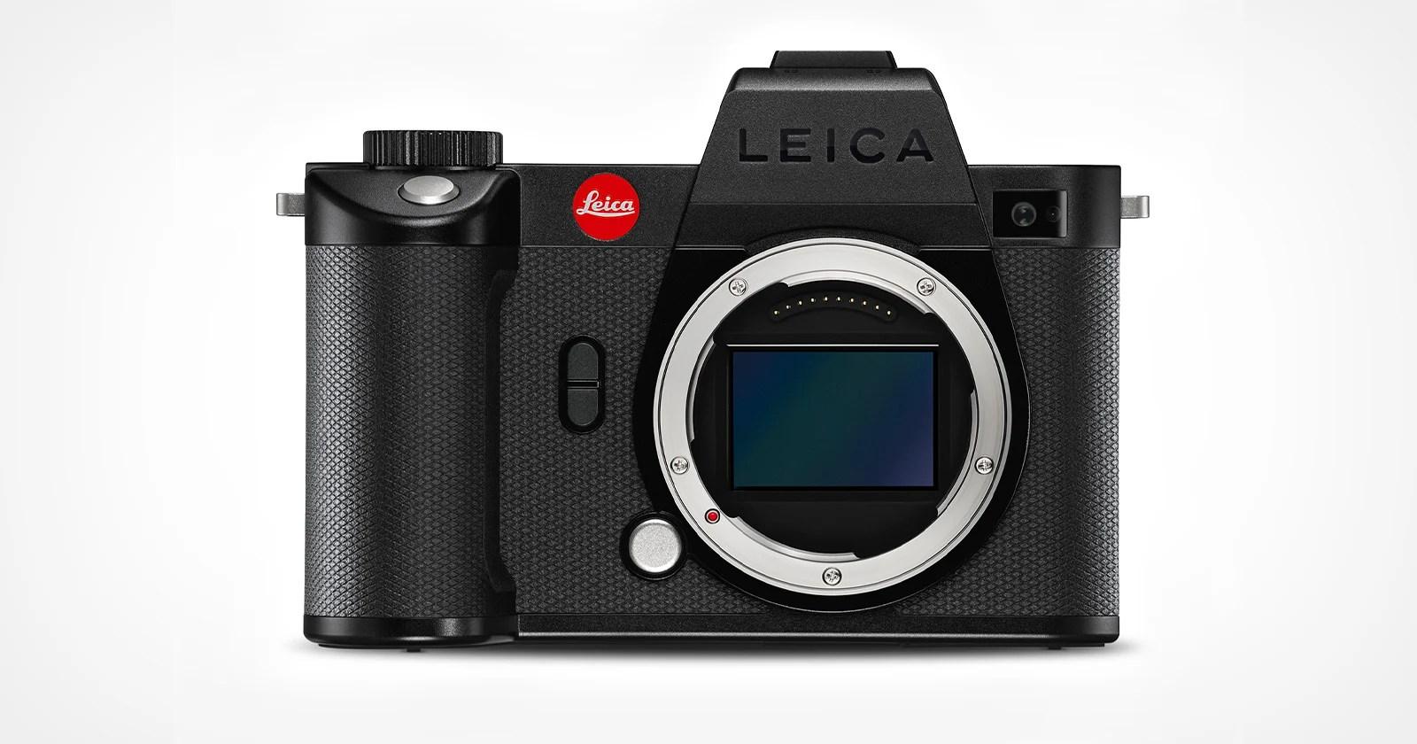 L'aggiornamento Leica SL2-S migliora l'autofocus e aggiunge funzionalità video