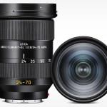 Leica presenta l'obiettivo Vario-Elmarit-SL 24-70mm f / 2.8 ASPH