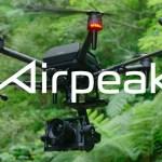 Sony Field testa il suo Airpeak Drone con obiettivo GM 14mm f / 1.8 e FX3