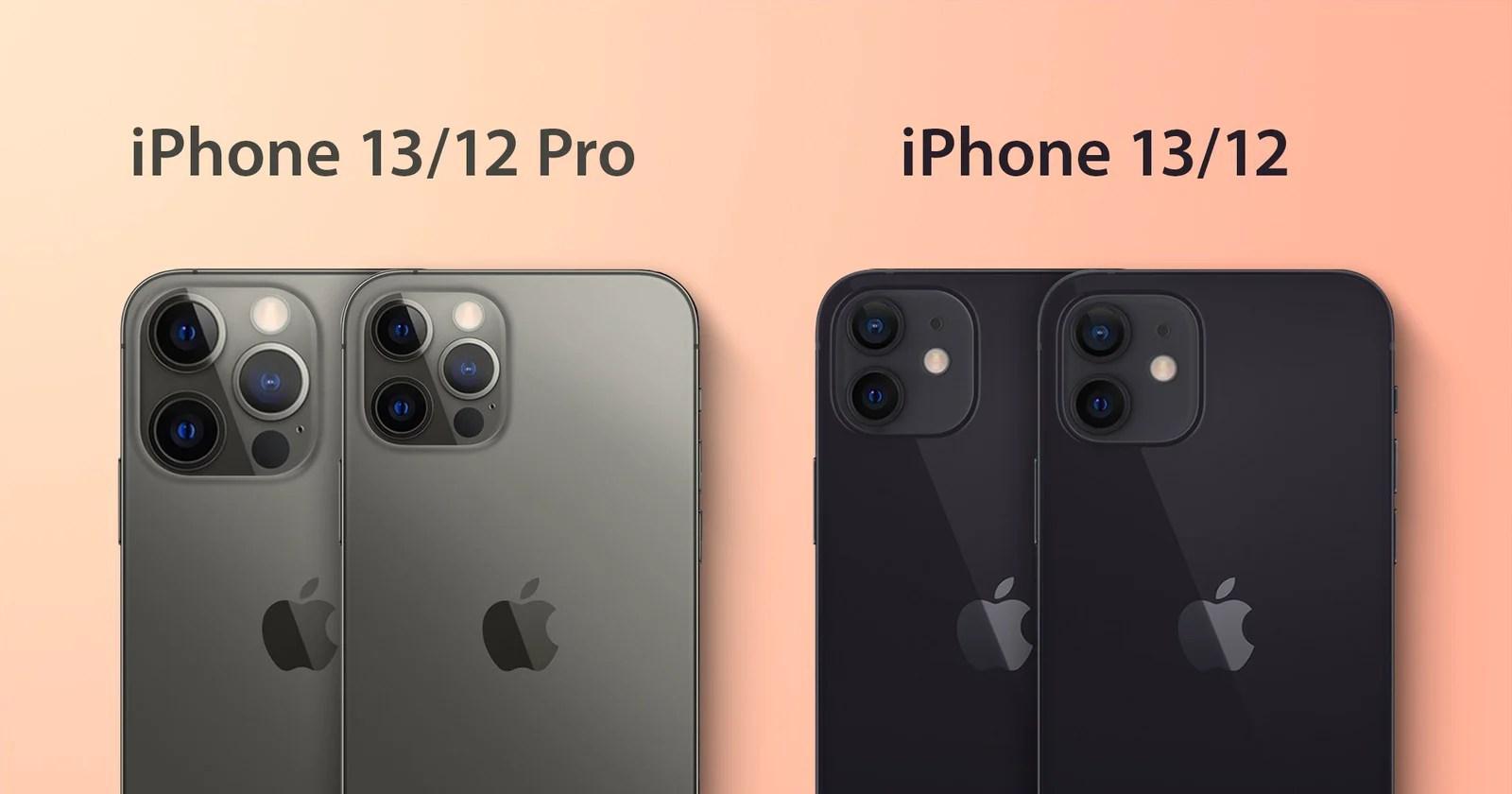 L'iPhone 13 sarà più spesso e il Bump della fotocamera più grande: rapporto