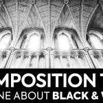 Suggerimento per la composizione fotografica: prova in bianco e nero