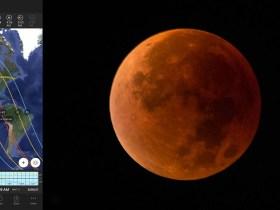 Come fotografare un'eclissi lunare totale