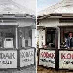 La controversa storia della colorazione delle foto in bianco e nero