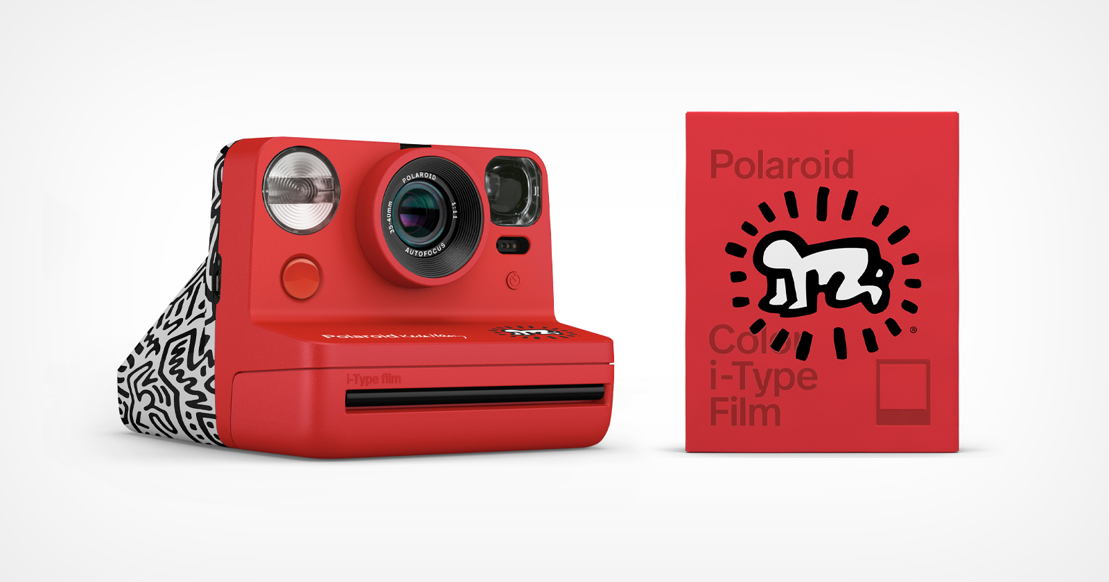 Polaroid collabora con Keith Haring per celebrare la sua eredità