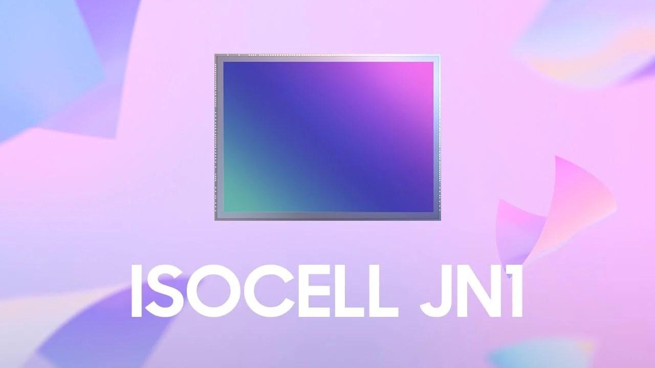 Il sensore della fotocamera JN1 da 50 MP di Samsung ha i pixel più piccoli del settore