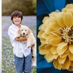 Una madre e suo figlio autistico si legano attraverso la fotografia