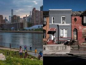 Riflessioni su una città in costante movimento da un raro newyorkese per tutta la vita