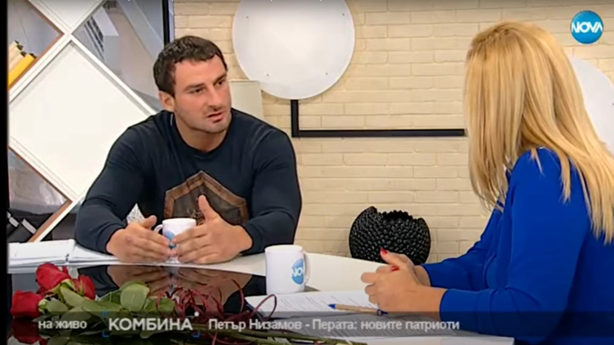 Петър Низамов за бежанците