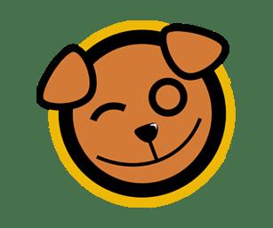 logo de cachorro